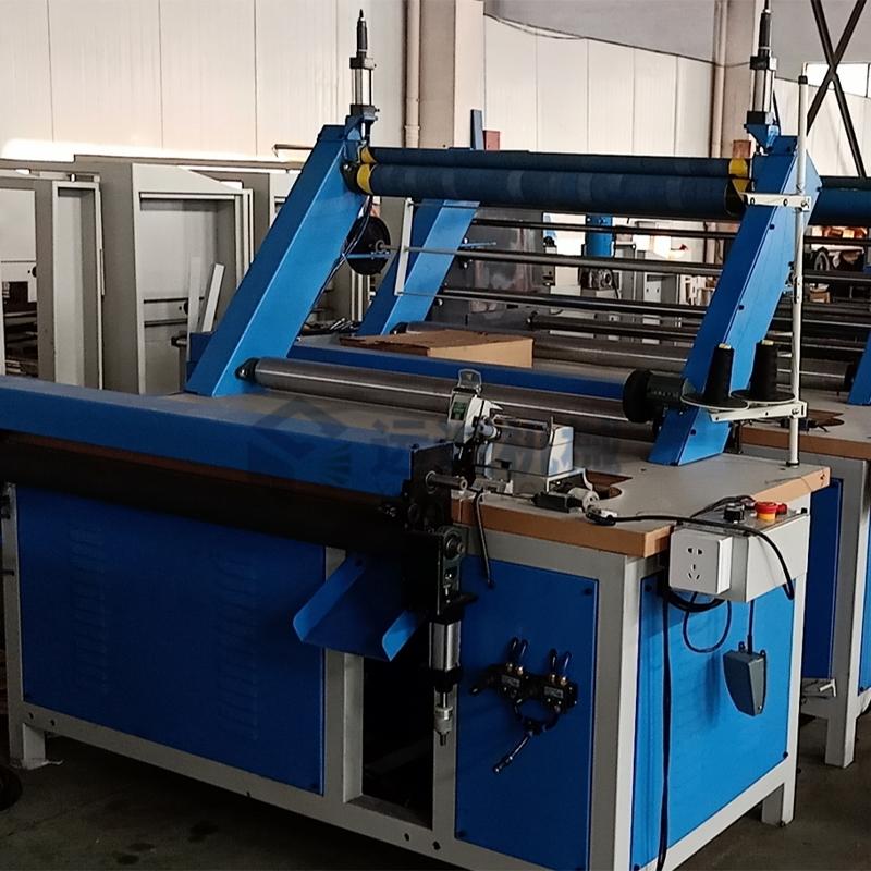 全自动气动拼缝机